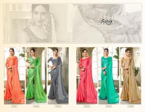 Saroj Saree Aarzoo 290001-290006 Price - 7500