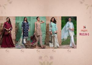 Deepsy Suits Muzlin 191-195 Price - 3995