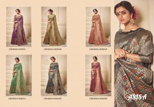 Asisa Saree Poorvi 5301-5306 Price - 7290