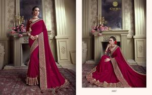 Kavira Saree 1007 Price - 1225