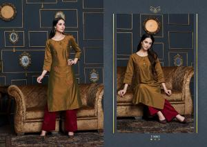 Kalki Fashion Tripling 9003 Price - 1048