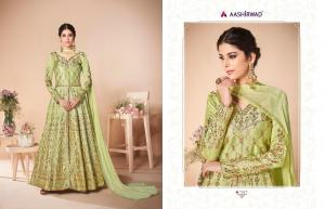 Aashirwad Creation Mor-Bagh Festive 7017 Price - 2895