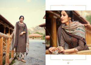 Levisha Fanah Patiyala Winter Collection 3718 Price - 775