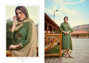 Florance Patiyala Winter Collection 3713 Price - 675