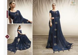 Triveni Saree Vanitha 25365 Price - 761