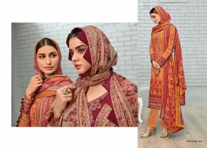 House Of Lawn Nayyaab 1004 Price - 625