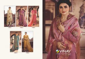 Vinay Fashion Kaseesh Traditional Hit List 10956 Price - Inquiry On Watsapp Number For Price