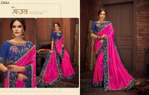 Mahotsav Saree Tishya 13414 Price - 1925