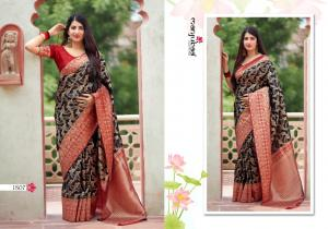 Manjubaa Clothing Mangalya Silk 1807 Price - 1545