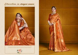 Yadu Nandan Fashion Tamara Silk 2003 Price - 900