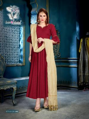 Lady View Manohari 1005 Price - 895