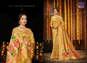 Shangrila Saree Khushi Silk 5301 Price - 1095