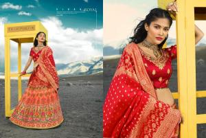 Royal Virasat Lehenga 910 Price - 6300