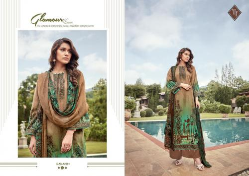 Tanishk Fashion Gulmohar Vol-2 12001-12010 Series
