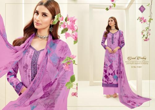 Tanishk Fashion Sayra Vol-2 11201-11210 Series