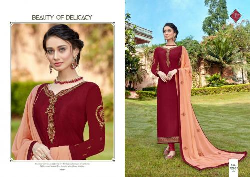 Tanishk Fashion Royal Silk Vol-9 12901-12908 Series