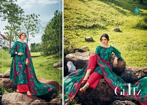 Tanishk Fashion Woolen Culture 12601-12610 Series
