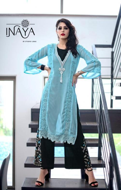 Studio Libas Inaya Luxury Pret Collection 43