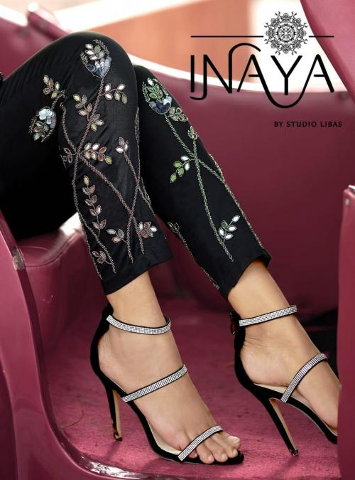 Studio Libas Inaya Cigarette Pant 17 Collection